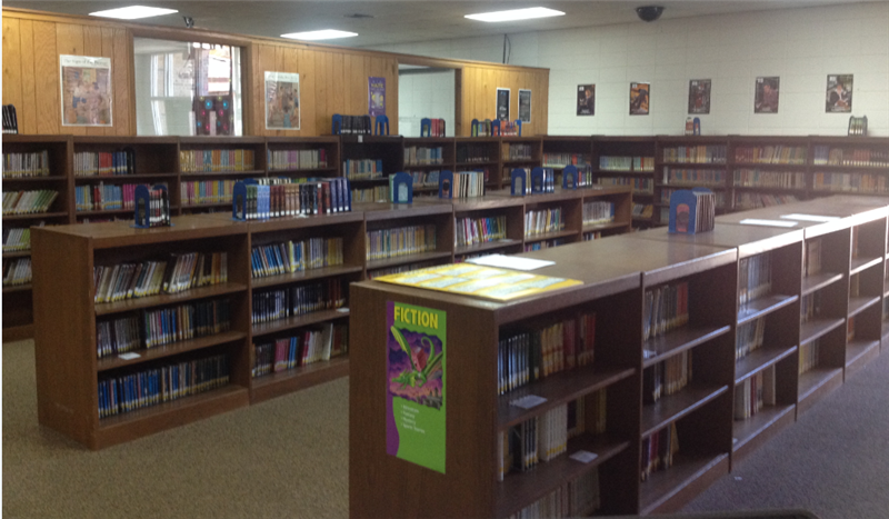 Fort Payne Middle School Library